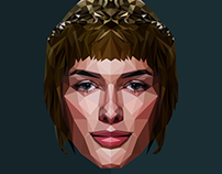 Cersei - Symmetrical Vector