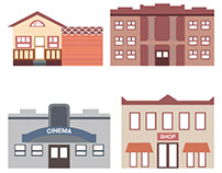 Buildings (icons)