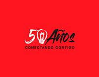 Branding - 50 AÑOS