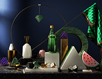 Perrier 2016 / Playful Content
