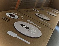Cardboard Design for Simmetrico
