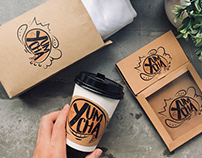Yum Cha Cafe (Merchandise and Packaging)