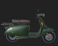 Lambretta 200