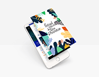 Mobile application of the french animation festival