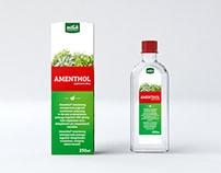 Madson / Medicine Packaging Design