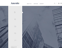 Amrohi Group UX Design