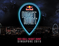 Red Bull Night Hunt Singapore