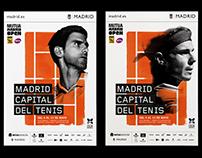 Mutua Madrid Tennis Open