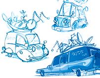 Vehicle Design: Random