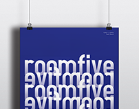 ROOM5 | Typography Posters