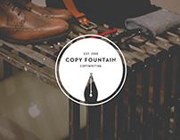 Copy Fountain logo
