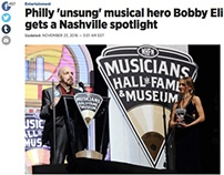 Music Article From Nov. 22, 2016 Philadelphia Inquirer.