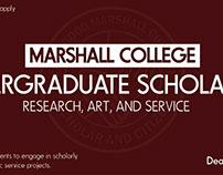 TMC Undergrad Scholarship