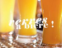 verres à bière !