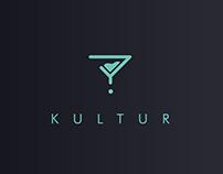 KULTUR Application, UX/UI Design