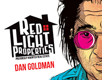 RED LIGHT PROPERTIES Graphic Novel
