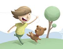 Friends (Children's Book)