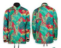 2015 Armada Skis 'Aloha' Outerwear Print