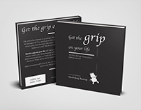 Editorial Design | Get the Grip on your Life book