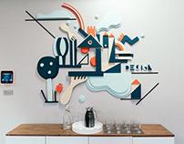 Design - Wood Illustration