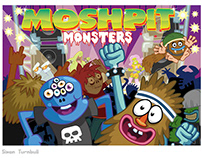 Moshpit Monsters