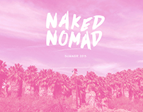 Naked Nomad Summer 2015 Lookbook