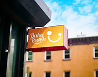 Baby Touch Rebranding