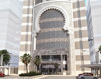 Office Building, Islamic Design, Jeddah, KSA
