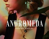 ANDROMEDA - WEB DESIGN