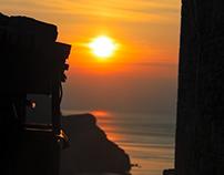 Sunset at İmroz