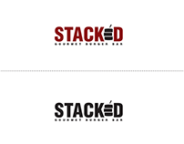 Stacked Burger Bar