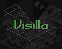 Corporate website for Visilla.com