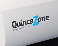 QuincaZone - Logo Design