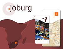 .joburg - City of Gold - #IconContestXD