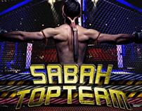 Sabah top team flyers