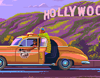 Pixel Art TV