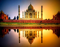 plan an exotic golden triangle tour for 4 or 5 days