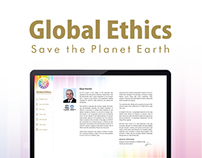 Global Ethics / Presentation project