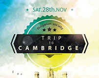 Trip to Cambridge