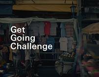 TOYOTA Get Going Challenge