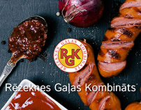 Corporate website for the RGK