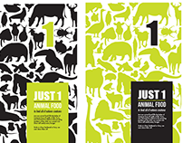 Just One Animal Food Branding