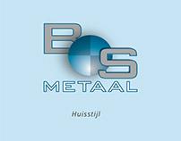 Huisstijl bosmetaal / Corporate identity