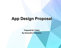 Taskly Project Proposal