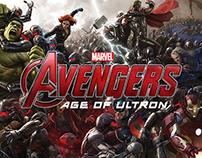 Disney/Marvel, Promoção Vingadores Age of Ultron