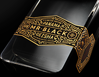 Mr Black Panama Geisha
