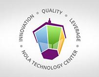 GE NOLA Tech Center Logos
