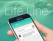 Life Line App Concept