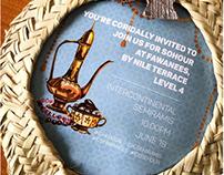 Intercontinental Semiramis Cairo - Ramadan Invite