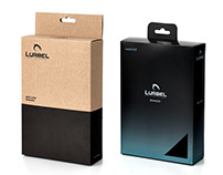 Lurbel Packaging. Sport clothes and shock packaging